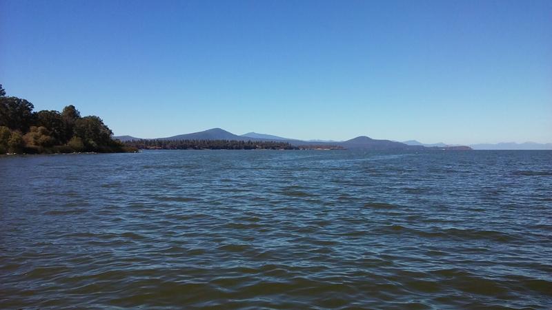 Lake Klamath, Oregon
